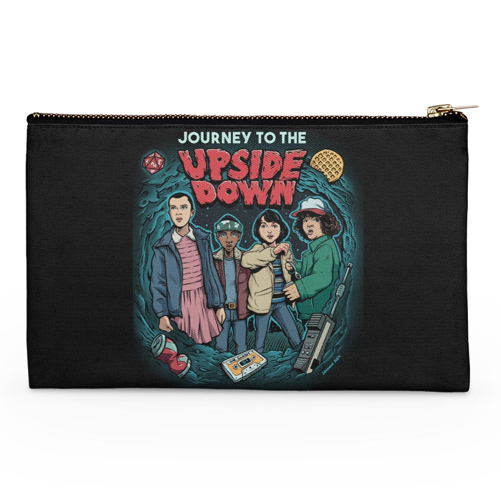 Journey to the Upside Down - Accessory Pouch