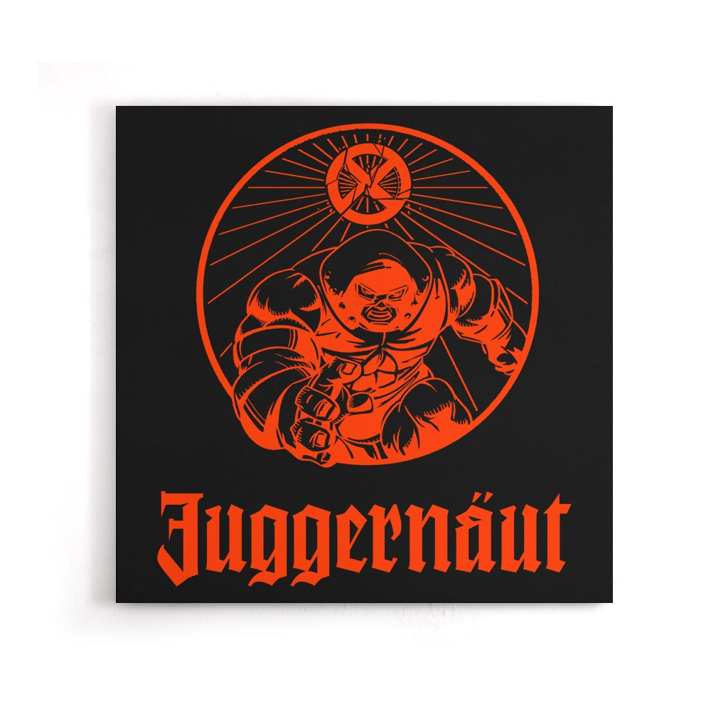 Juggernaut - Canvas Print