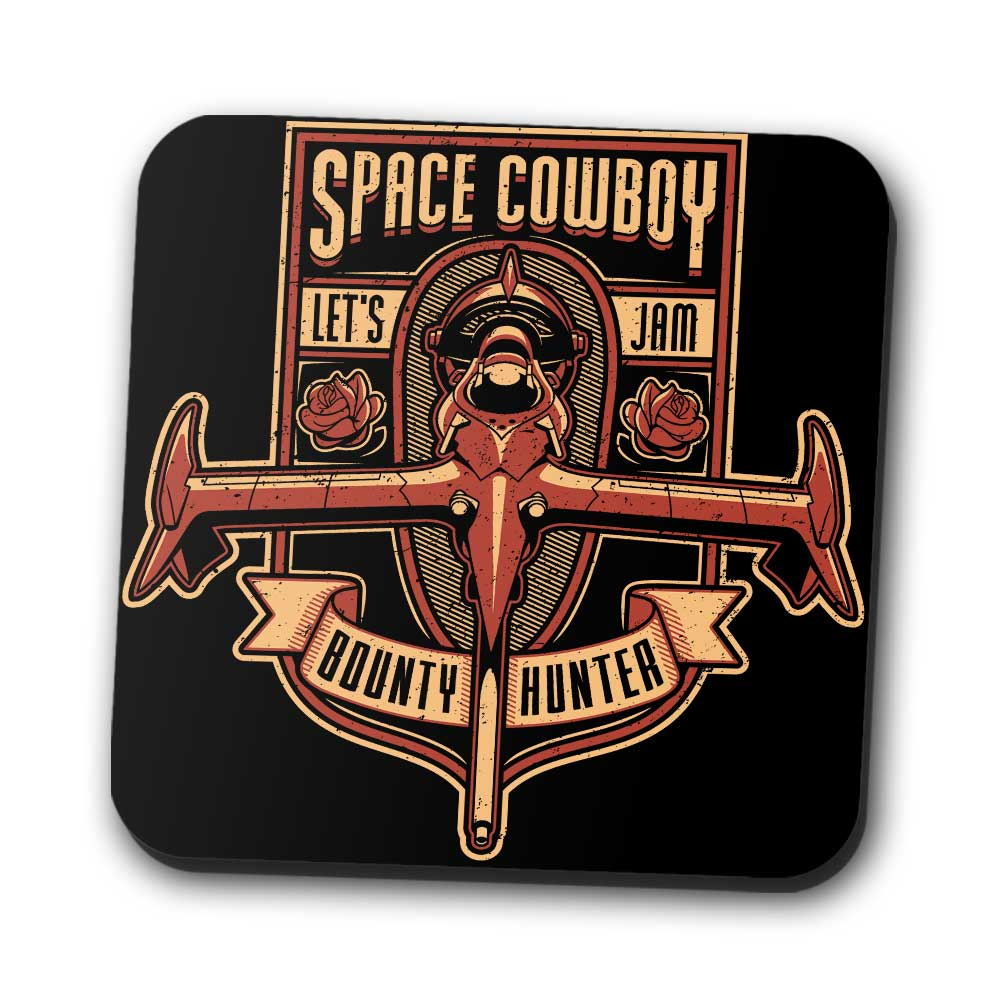 Just a Humble Bounty Hunter - Coasters
