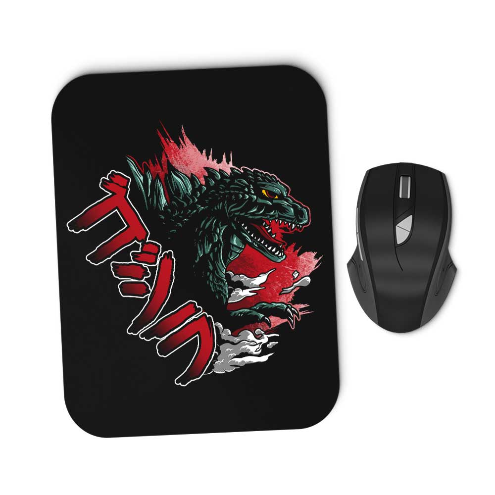 Kaiju Attack - Mousepad
