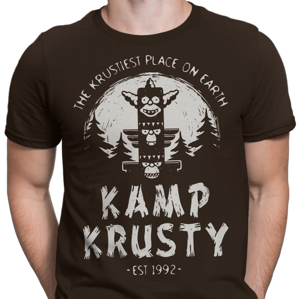 Kamp Krusty - Men's Apparel
