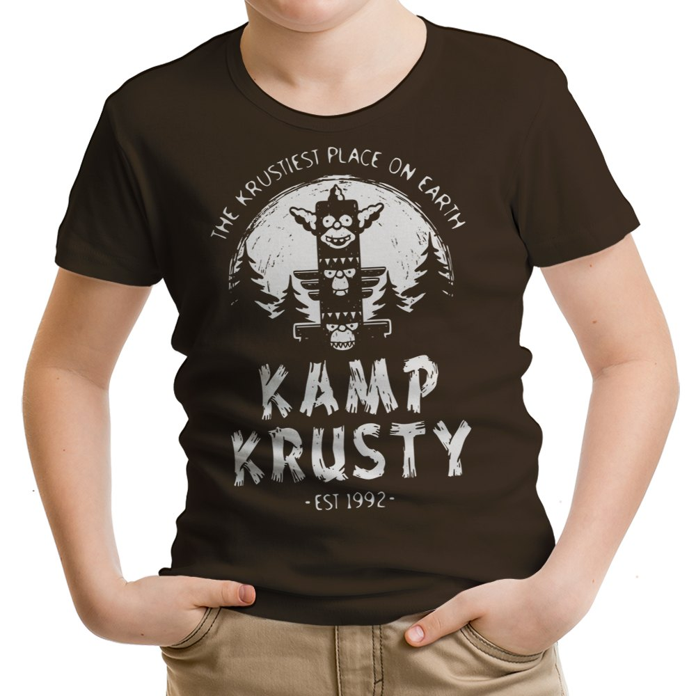 Kamp Krusty - Youth Apparel