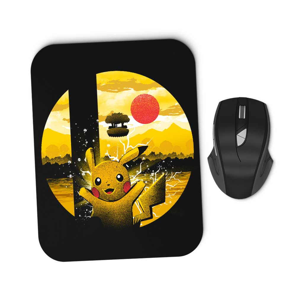 Kanto Smash - Mousepad