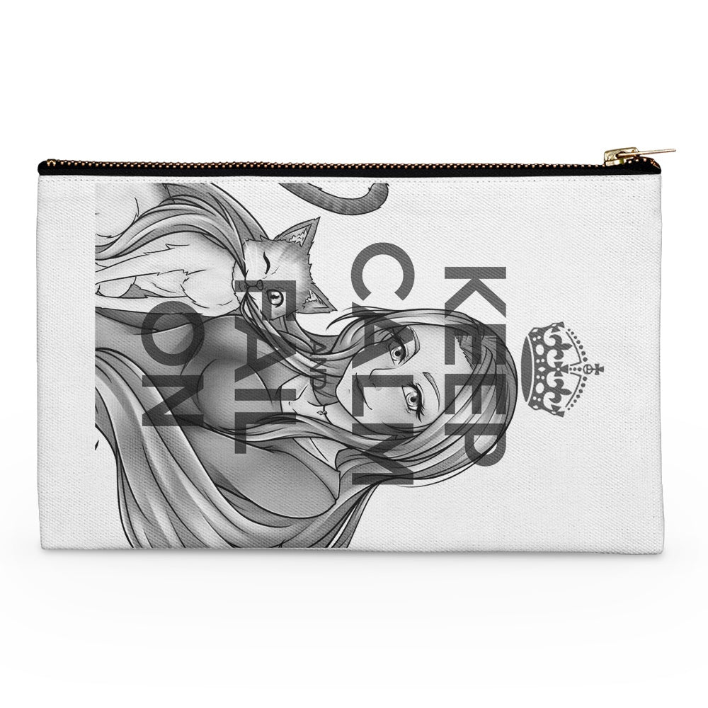 Keep Calm and Fail On - Accessory Pouch