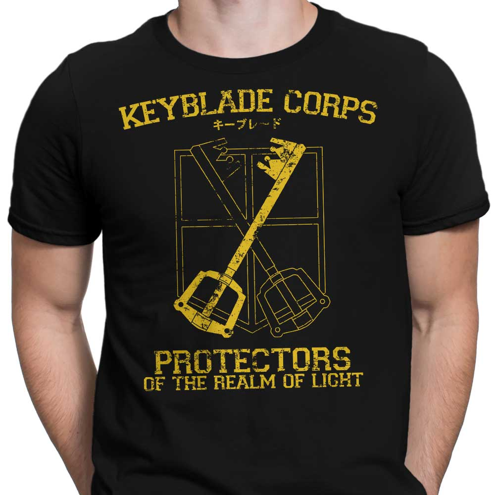 Keyblade Corps - Men's Apparel