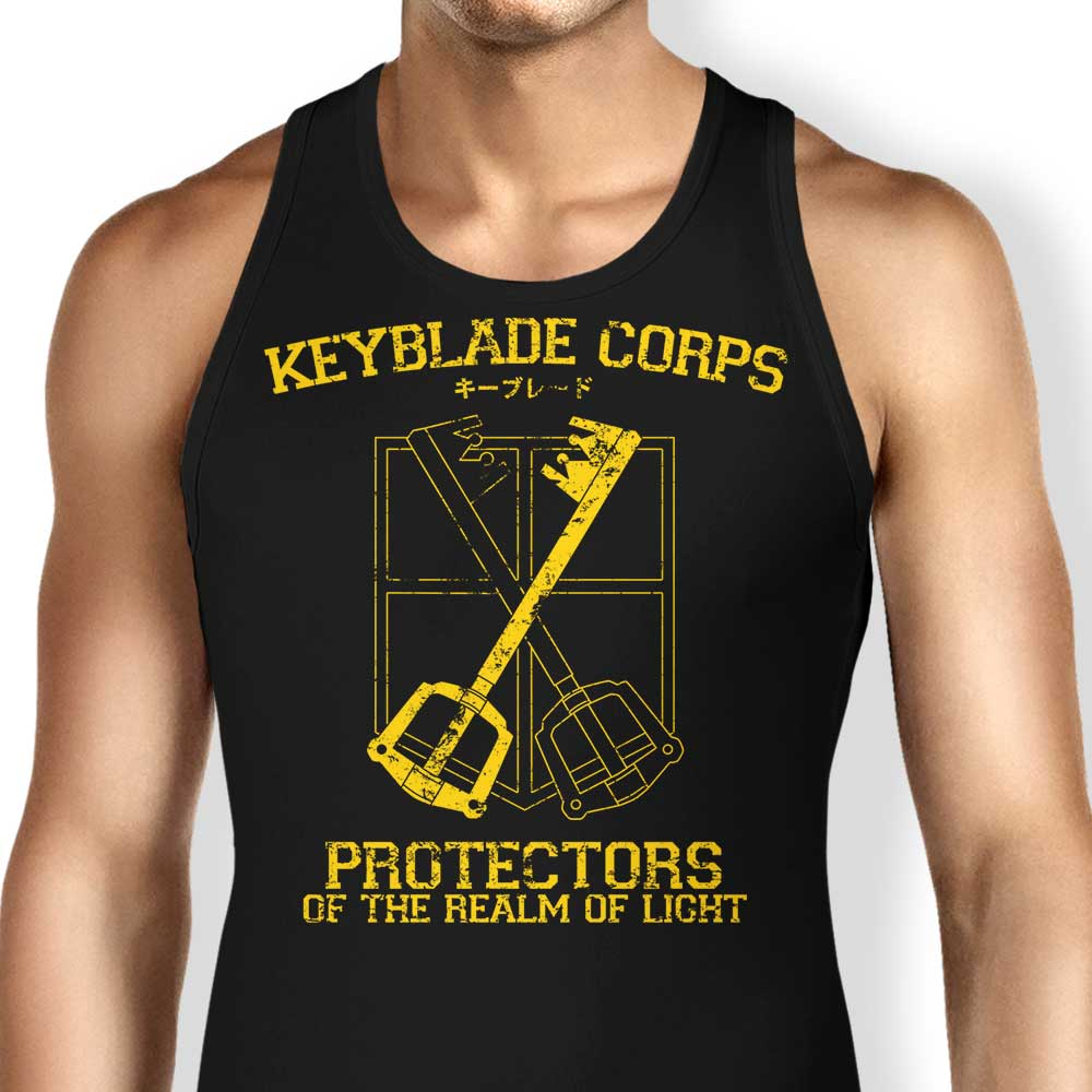 Keyblade Corps - Tank Top