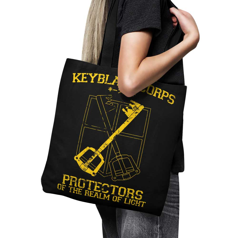 Keyblade Corps - Tote Bag