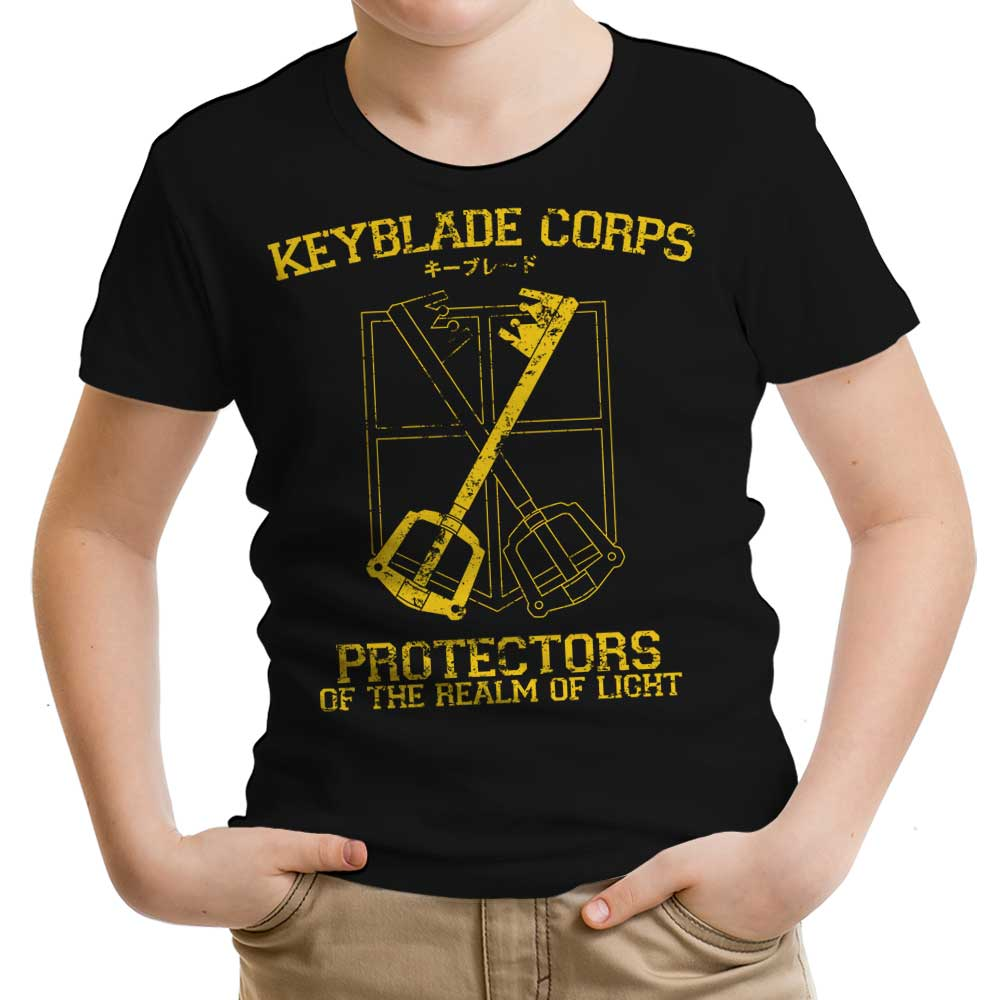 Keyblade Corps - Youth Apparel