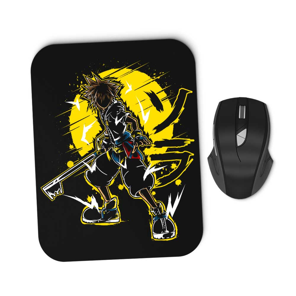 Keyblade Power - Mousepad