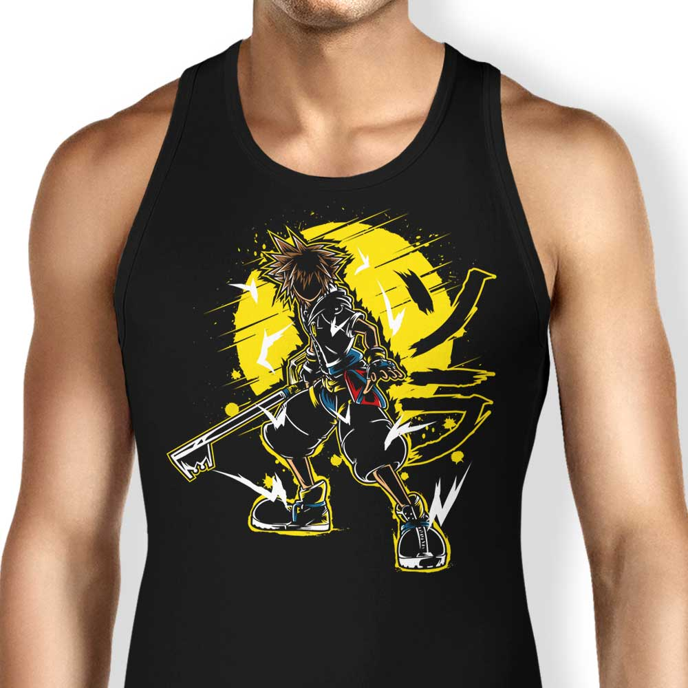 Keyblade Power - Tank Top