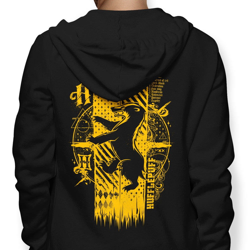 Kindness, Patience, and Loyalty - Hoodie