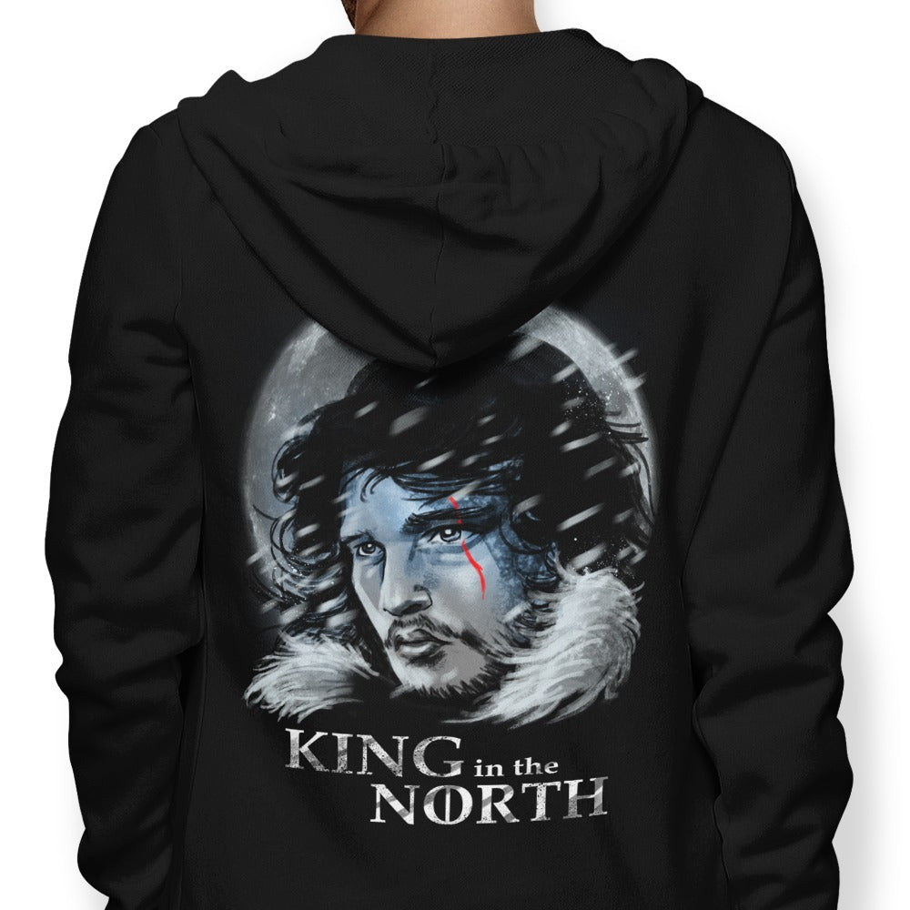 King in the North - Hoodie