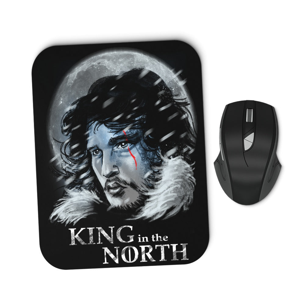 King in the North - Mousepad