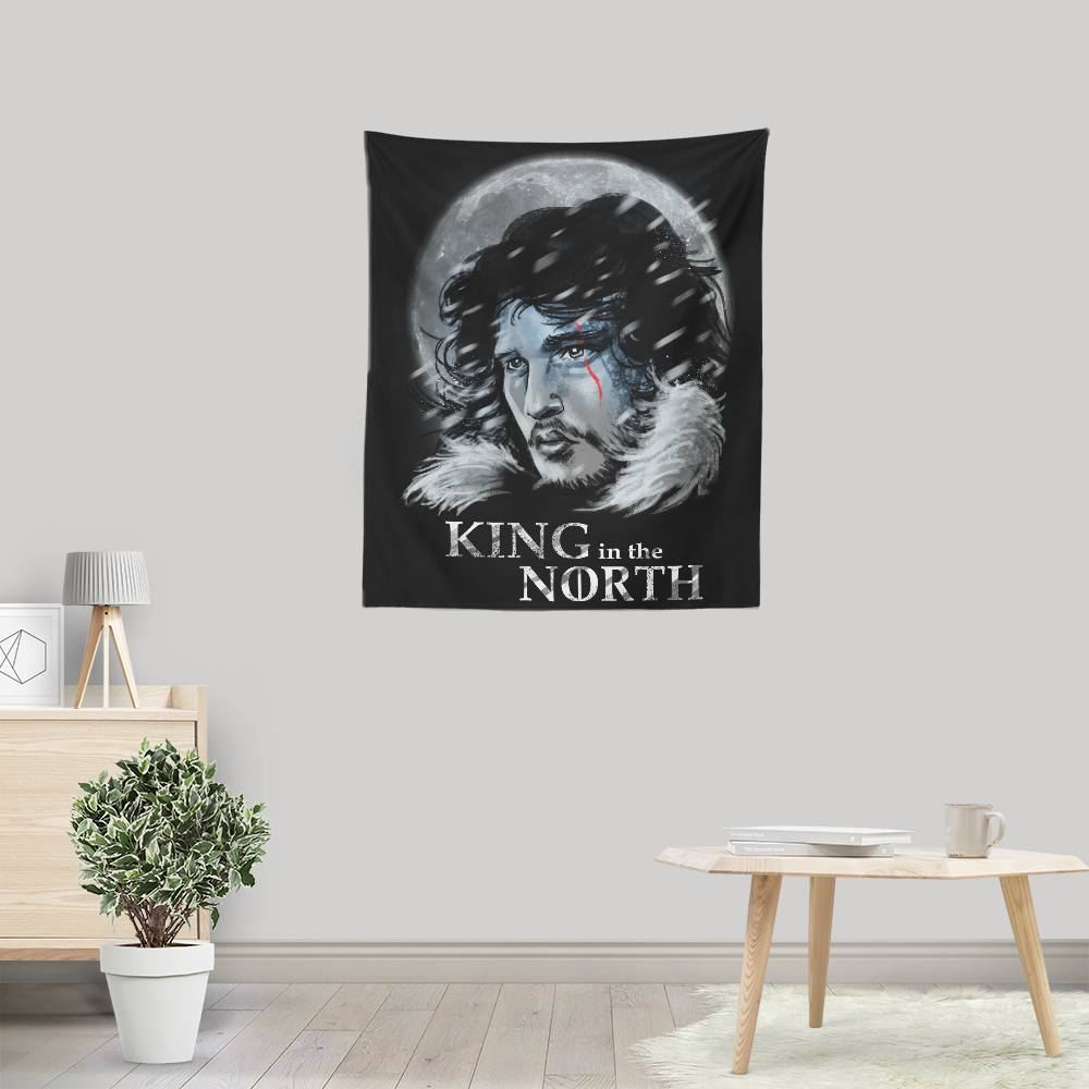 King in the North - Wall Tapestry