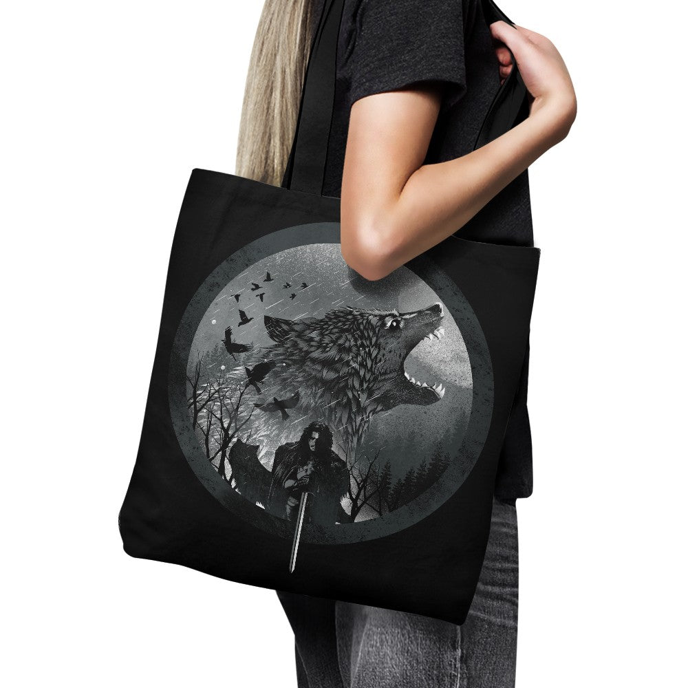 King in the North - Tote Bag