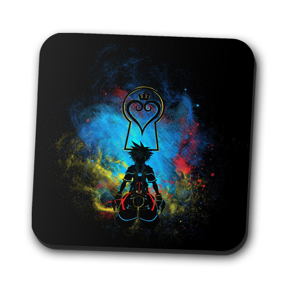 Kingdom Art - Coasters