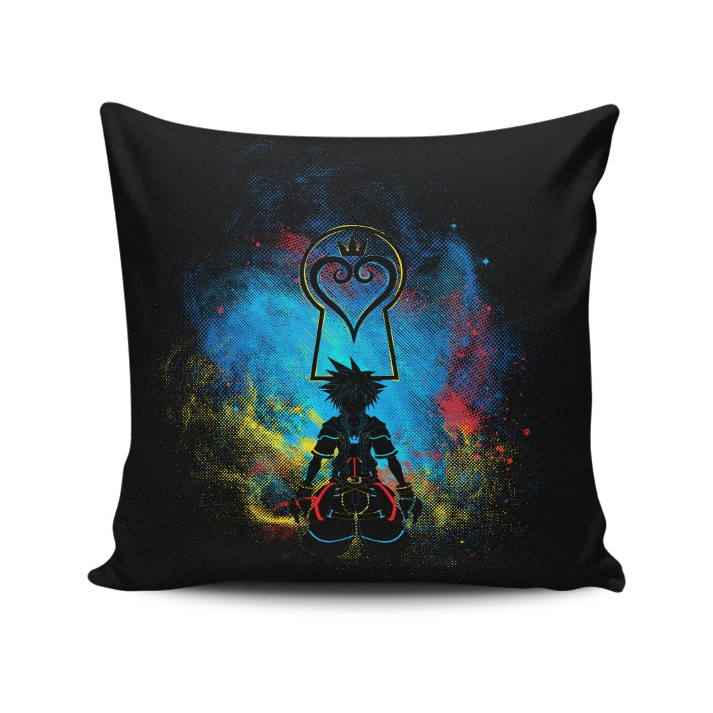 Kingdom Art - Throw Pillow