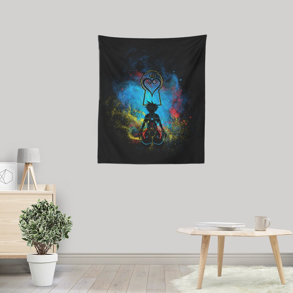 Kingdom Art - Wall Tapestry