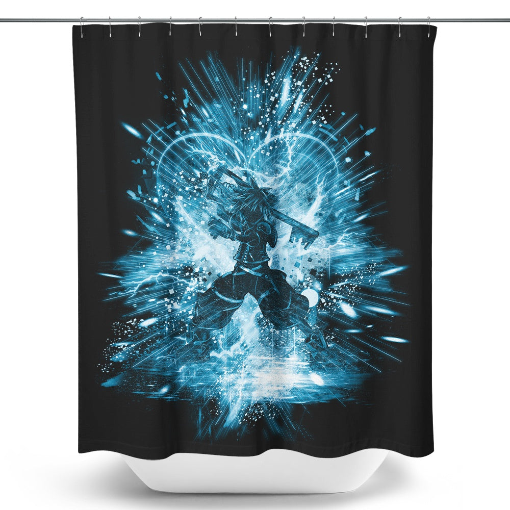 Kingdom Storm - Shower Curtain