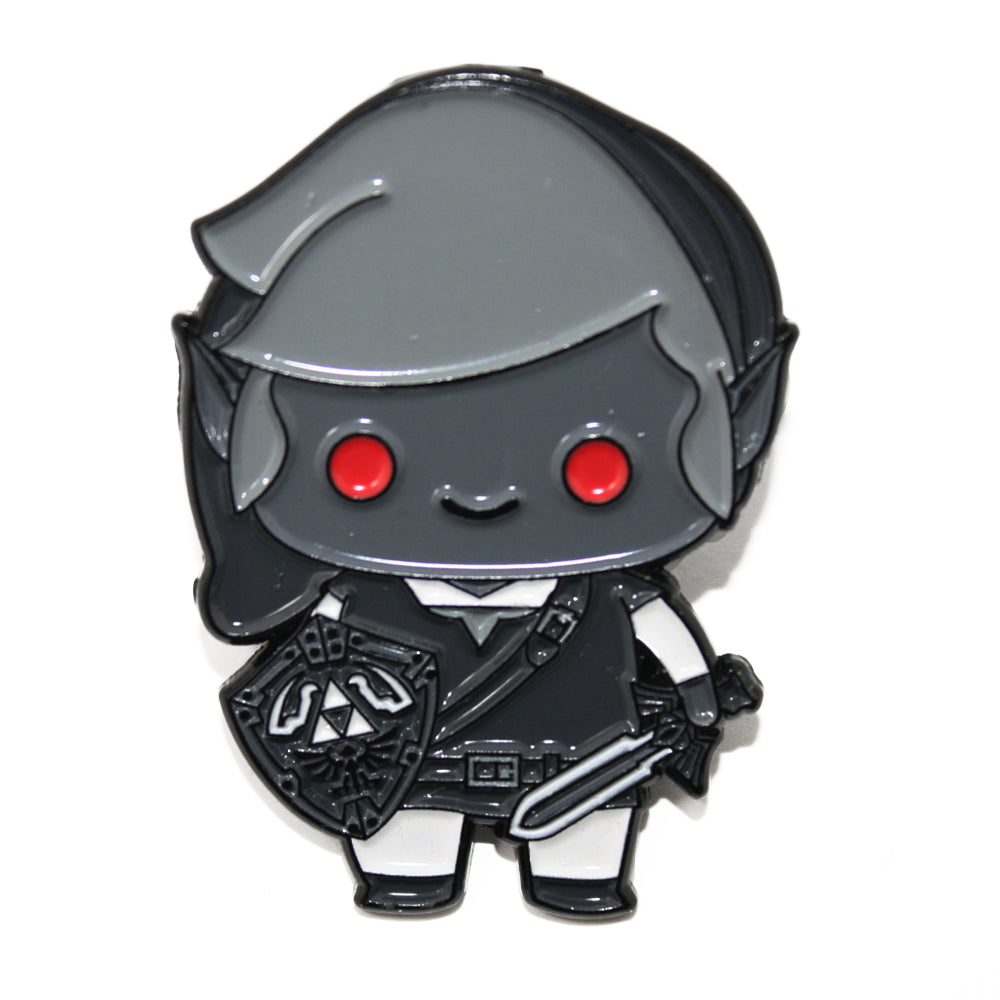 Adorable Courage (Dark) - Enamel Pin