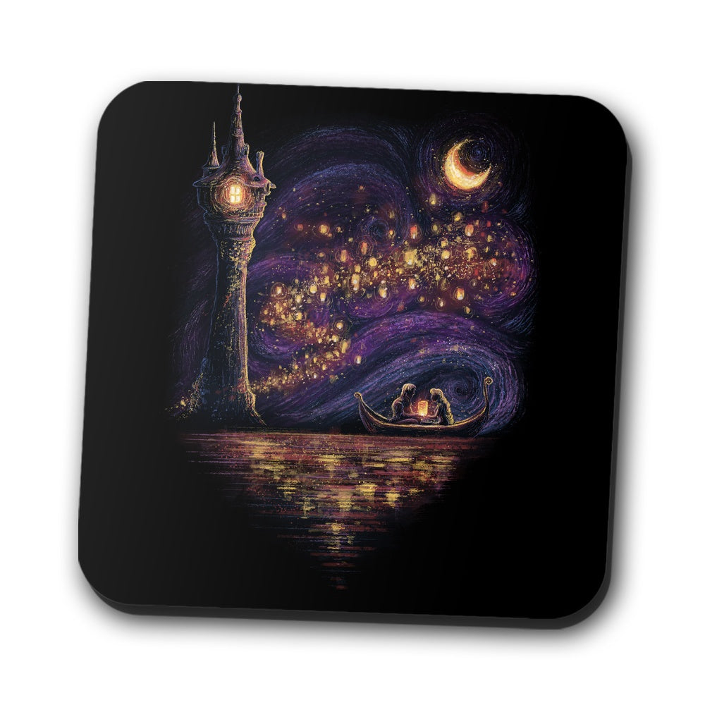 Lanterns of Hope - Coasters