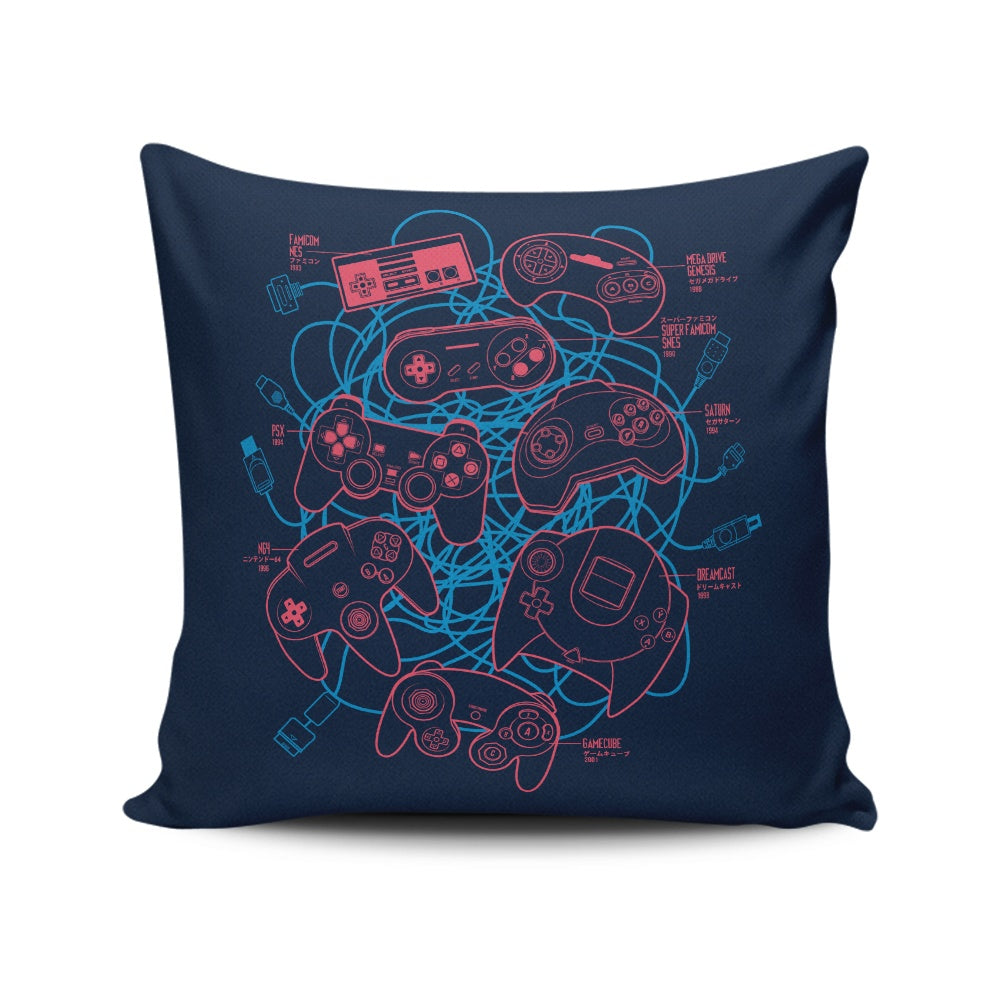 Legacy - Throw Pillow