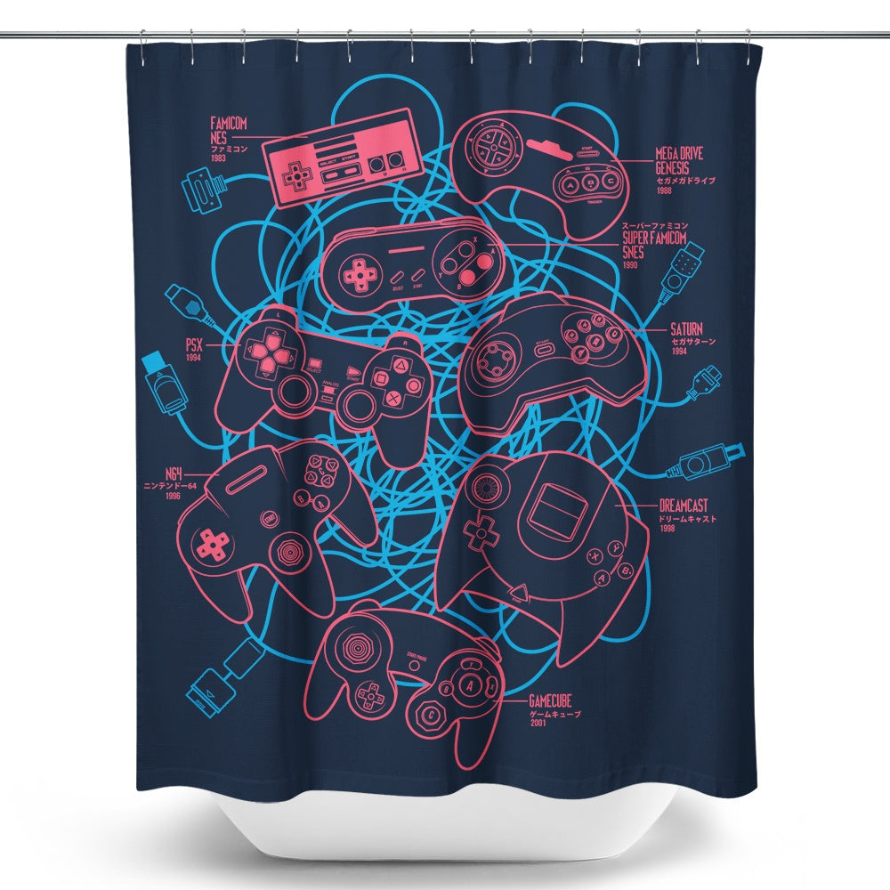Legacy - Shower Curtain