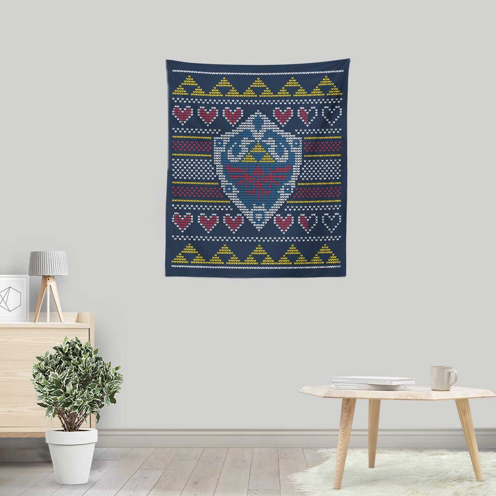 Legend of Christmas - Wall Tapestry