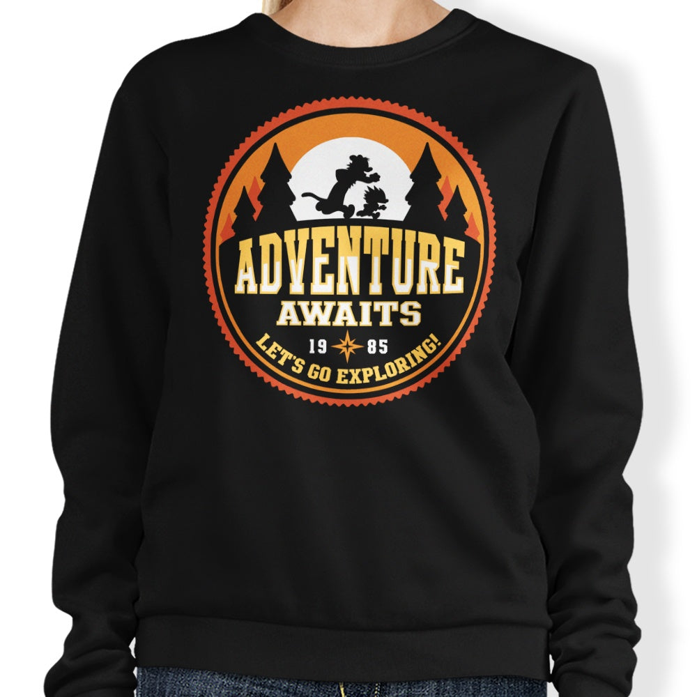 Let's Go Exploring - Sweatshirt