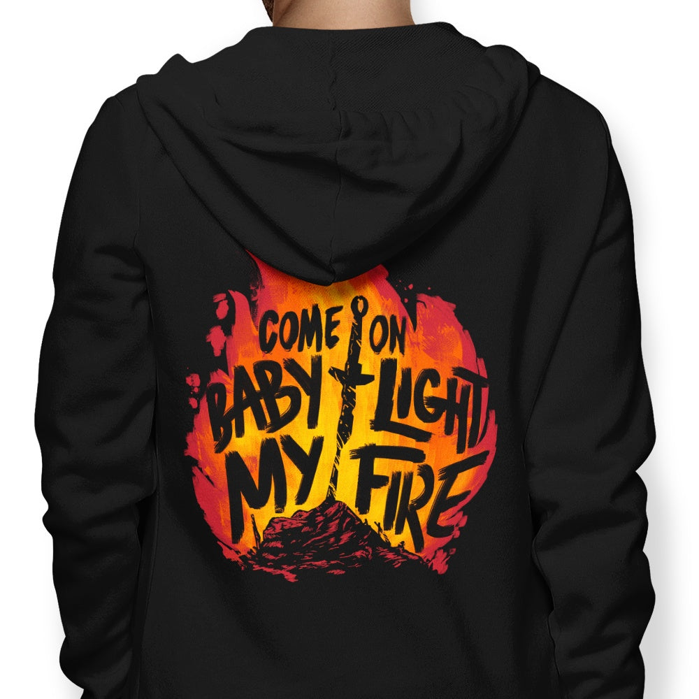 Light My Fire - Hoodie