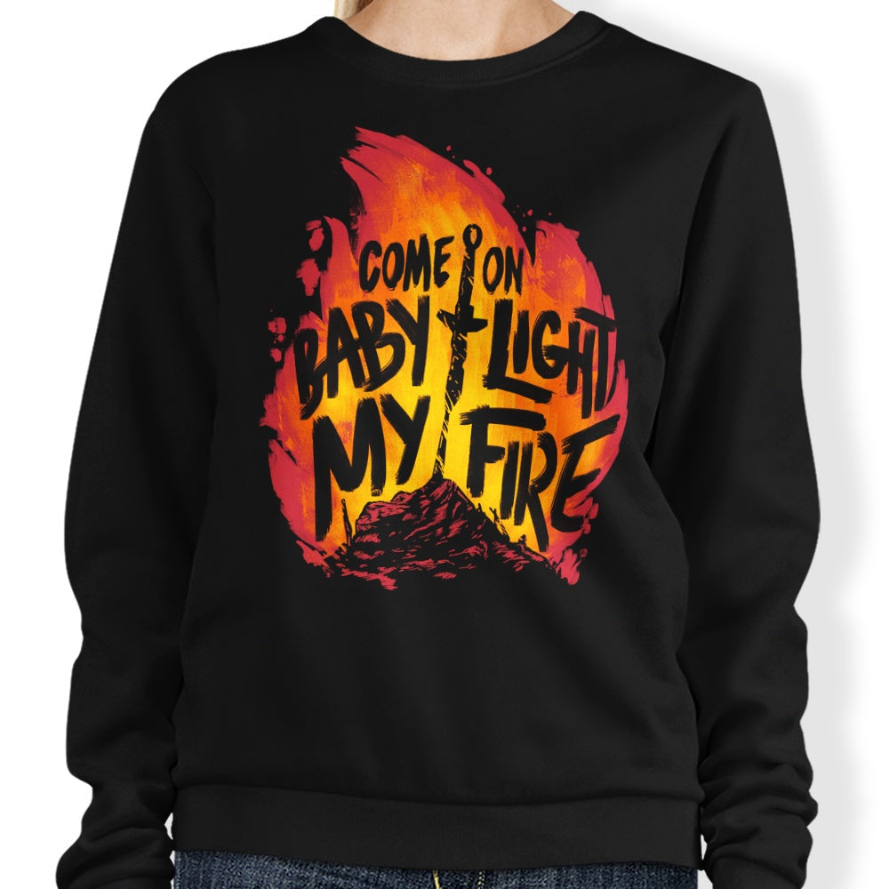 Light My Fire - Sweatshirt