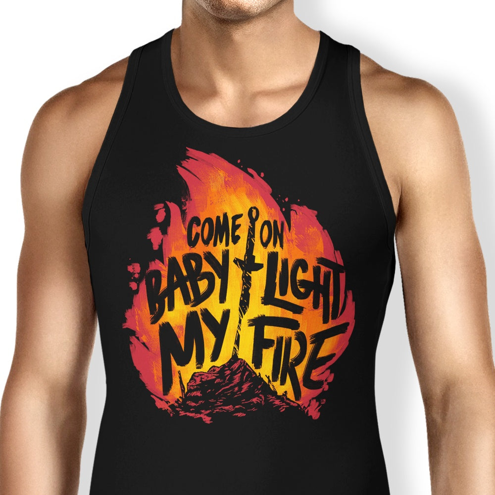 Light My Fire - Tank Top