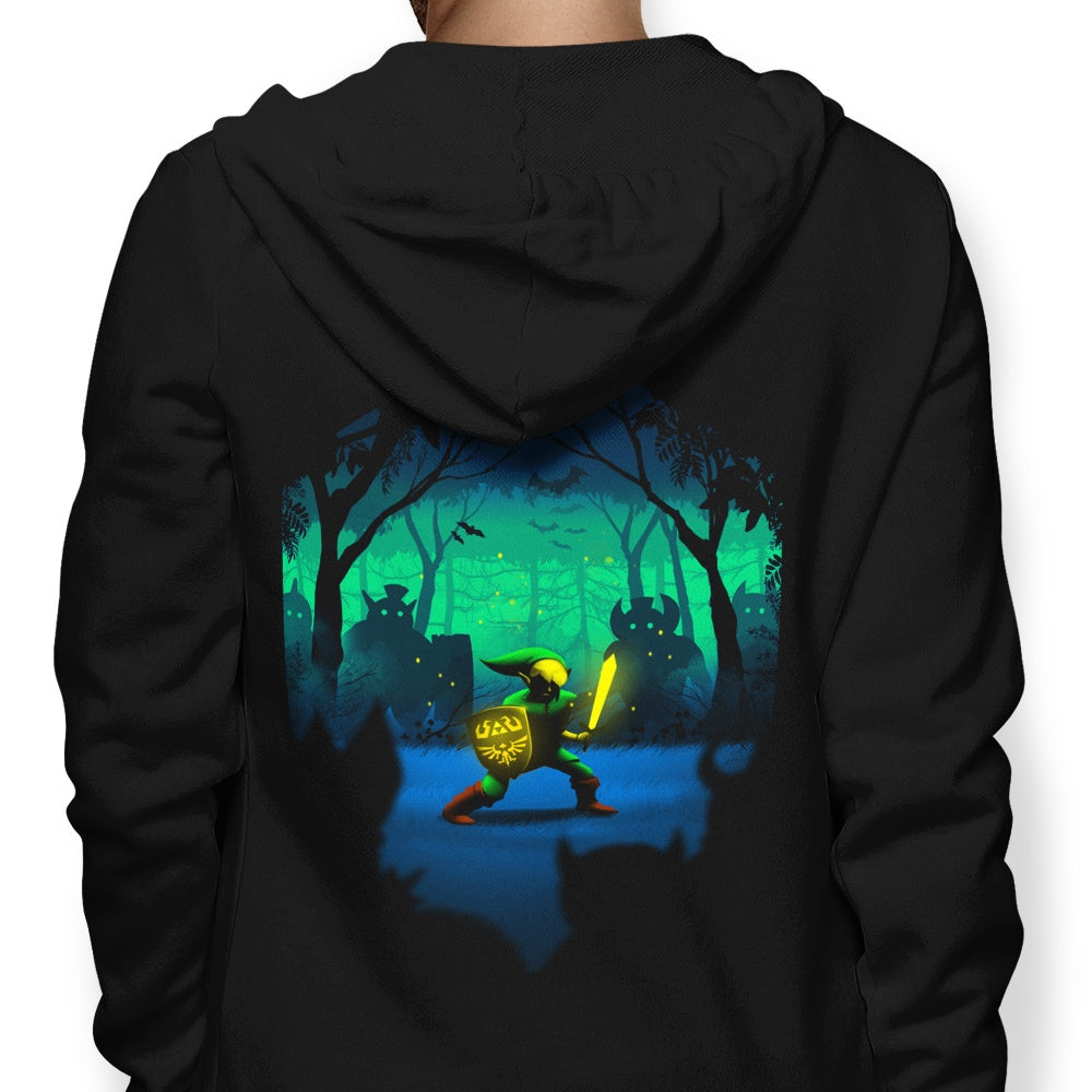 Light of Courage - Hoodie