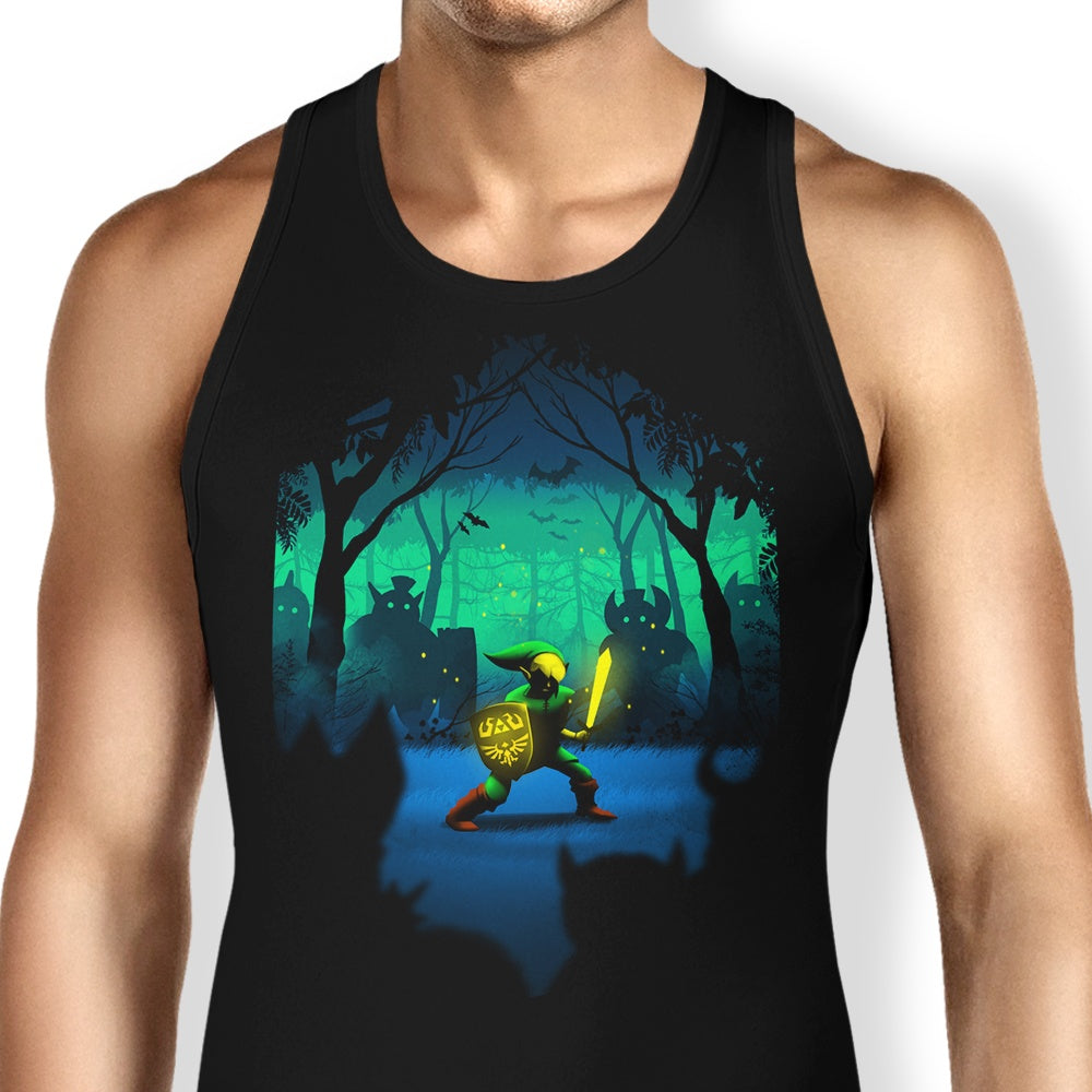 Light of Courage - Tank Top