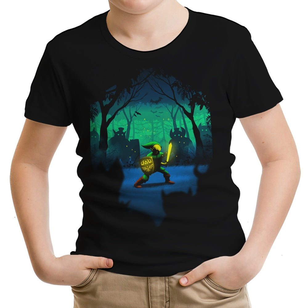 Light of Courage - Youth Apparel