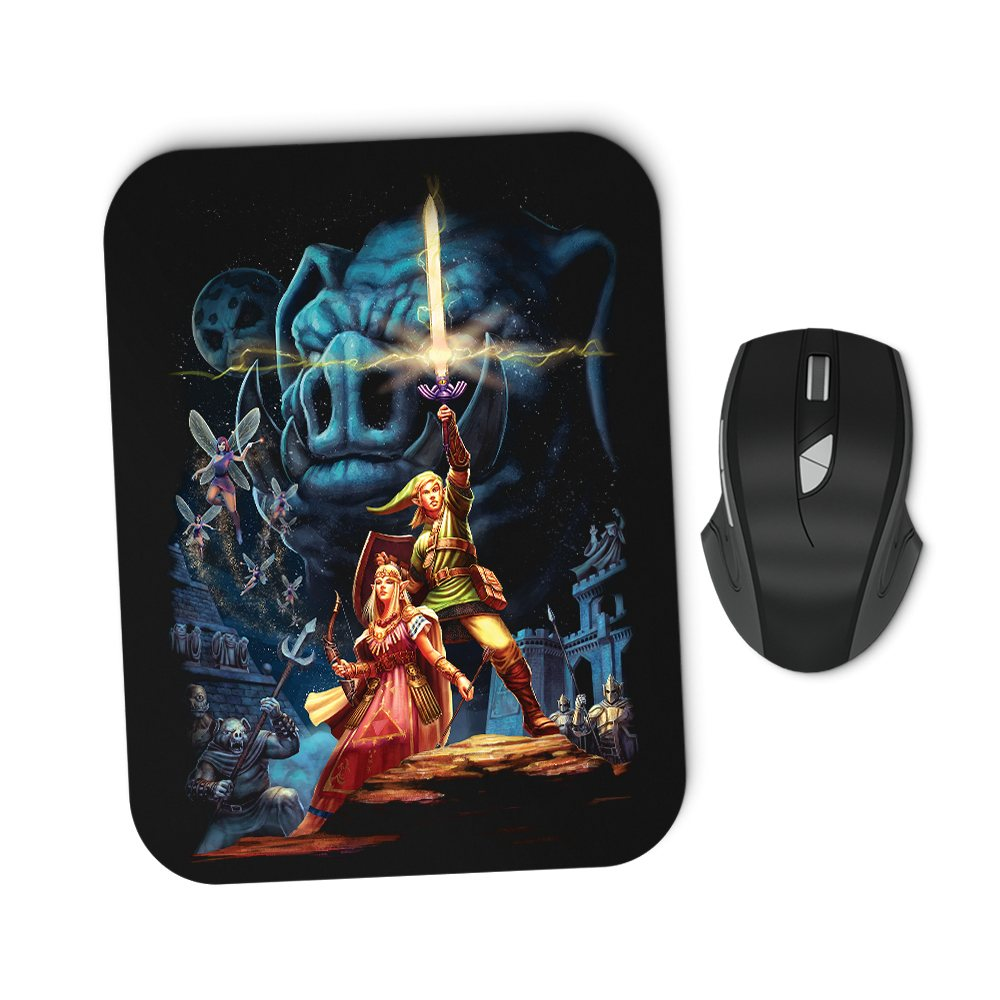 Link Wars - Mousepad