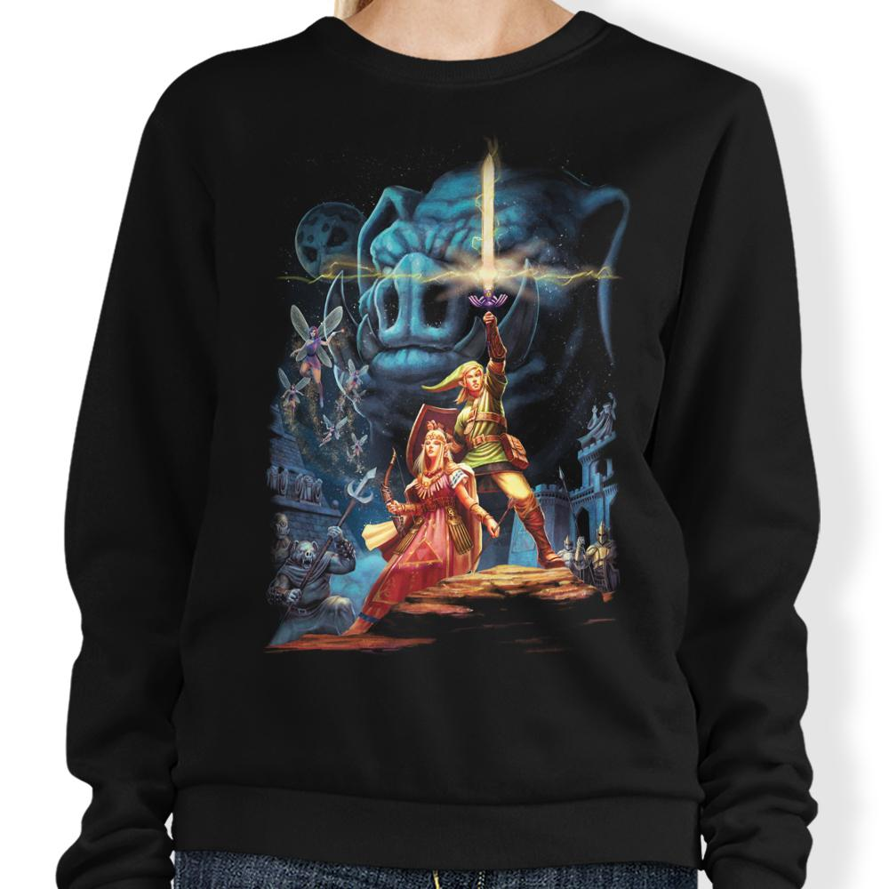 Link Wars - Sweatshirt