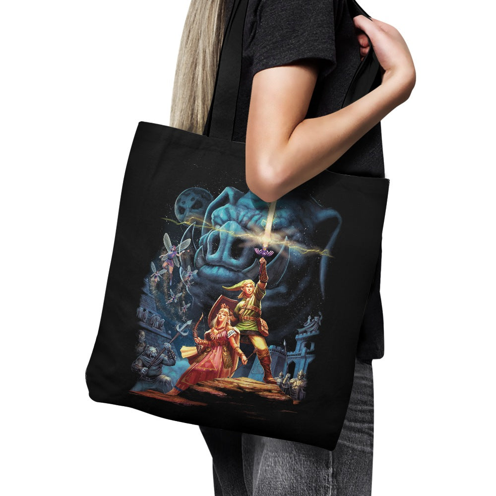 Link Wars - Tote Bag