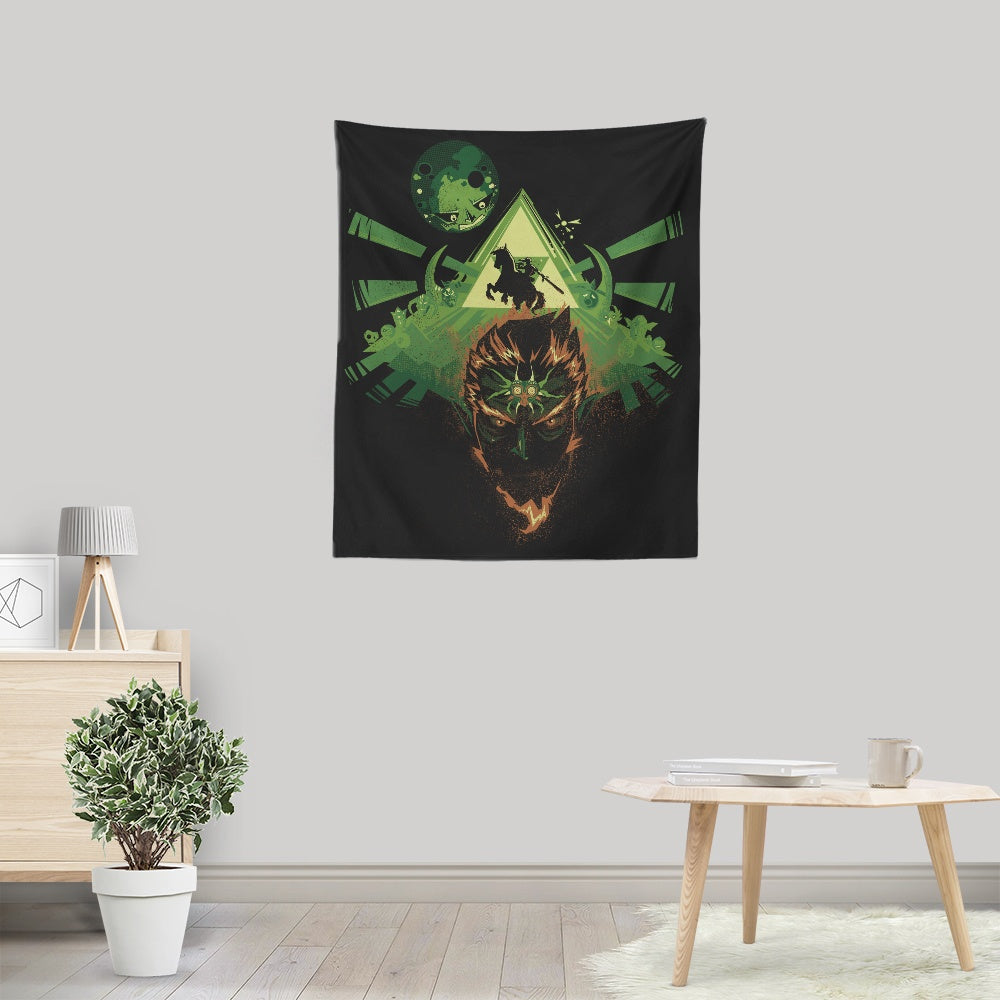 Link's Nightmare - Wall Tapestry