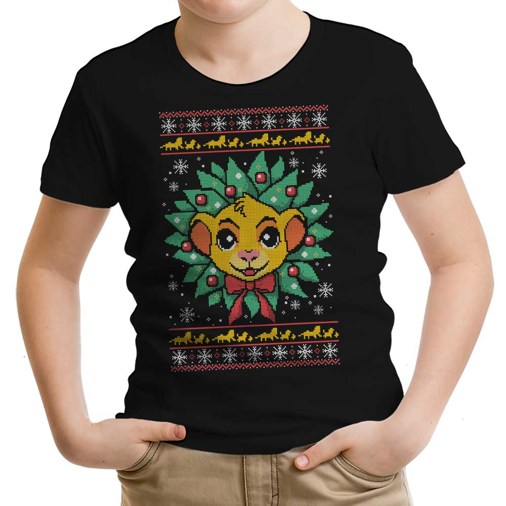 Lion Christmas - Youth Apparel