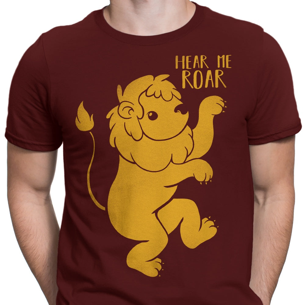 Lion Kawaii - Men's Apparel
