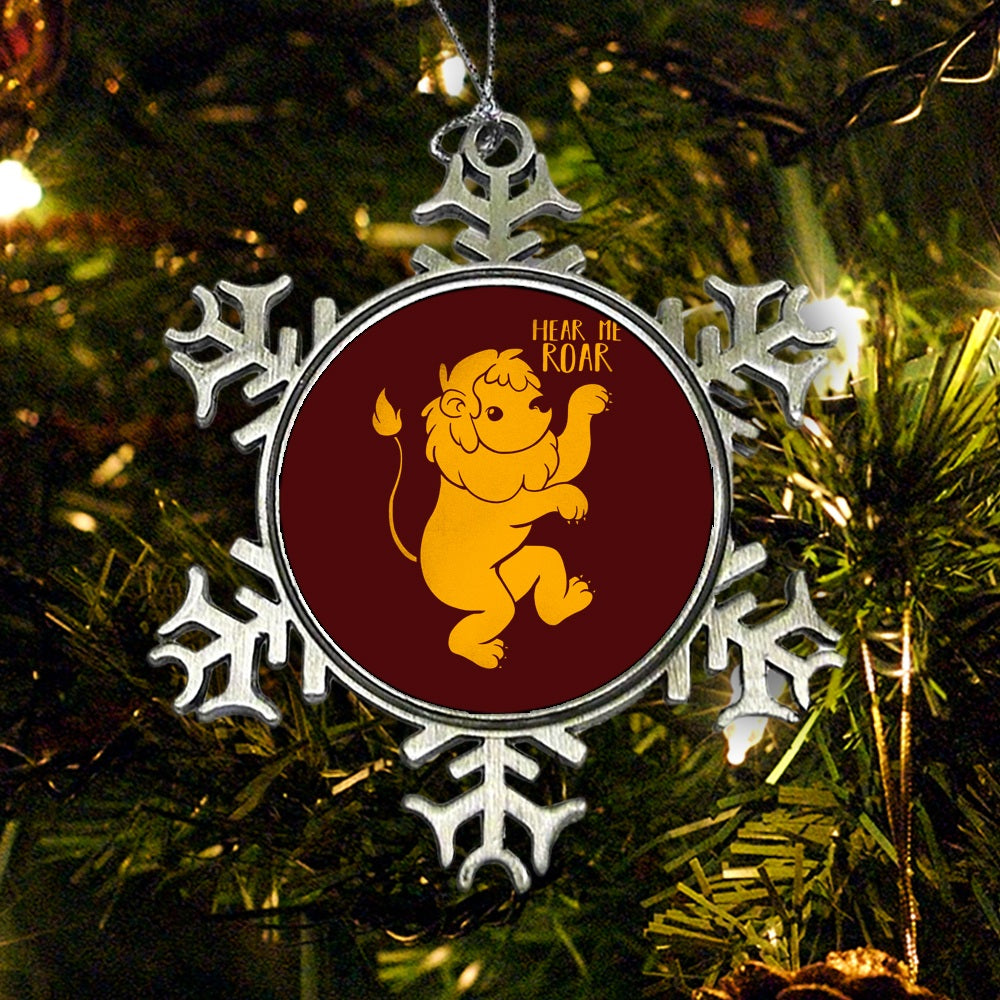 Lion Kawaii - Ornament