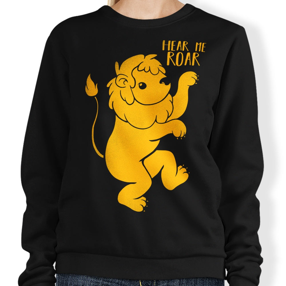 Lion Kawaii - Sweatshirt