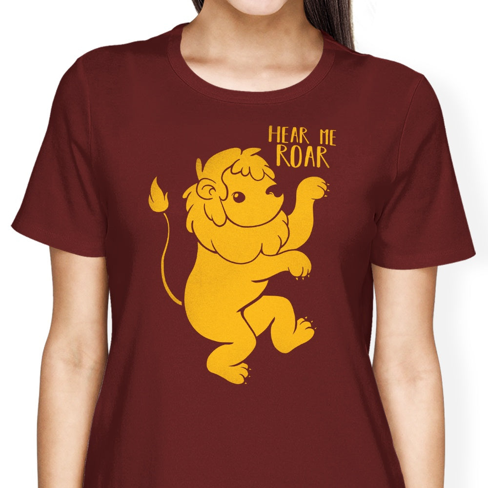 Lion Kawaii - Women's Apparel