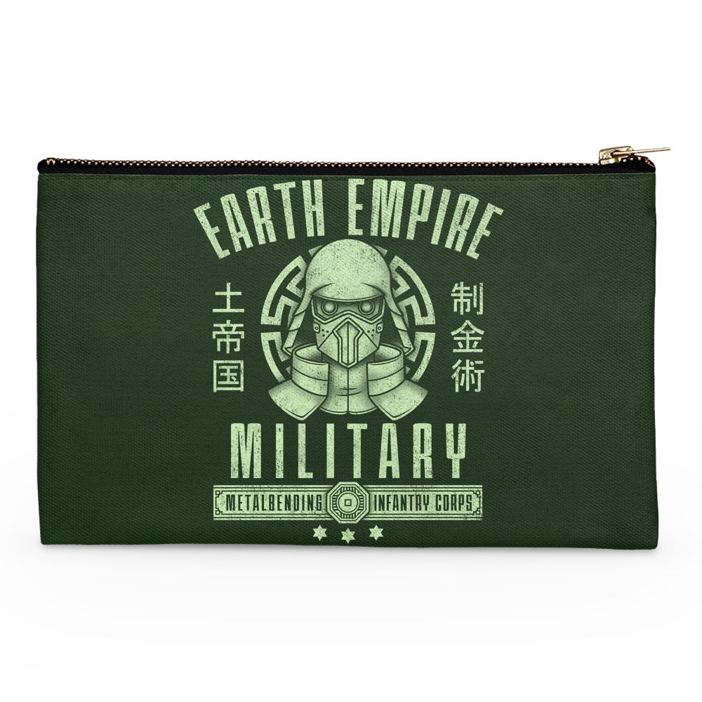 Long Live Kuvira - Accessory Pouch