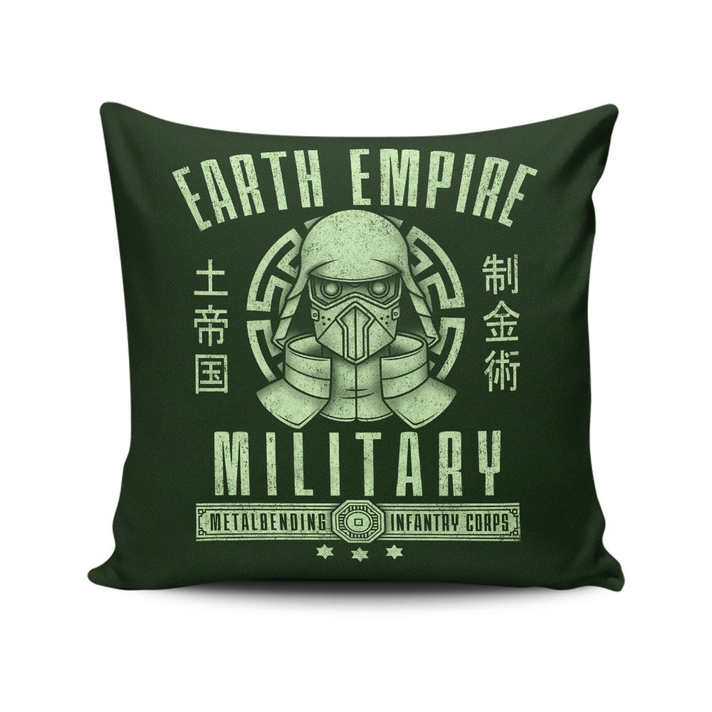 Long Live Kuvira - Throw Pillow