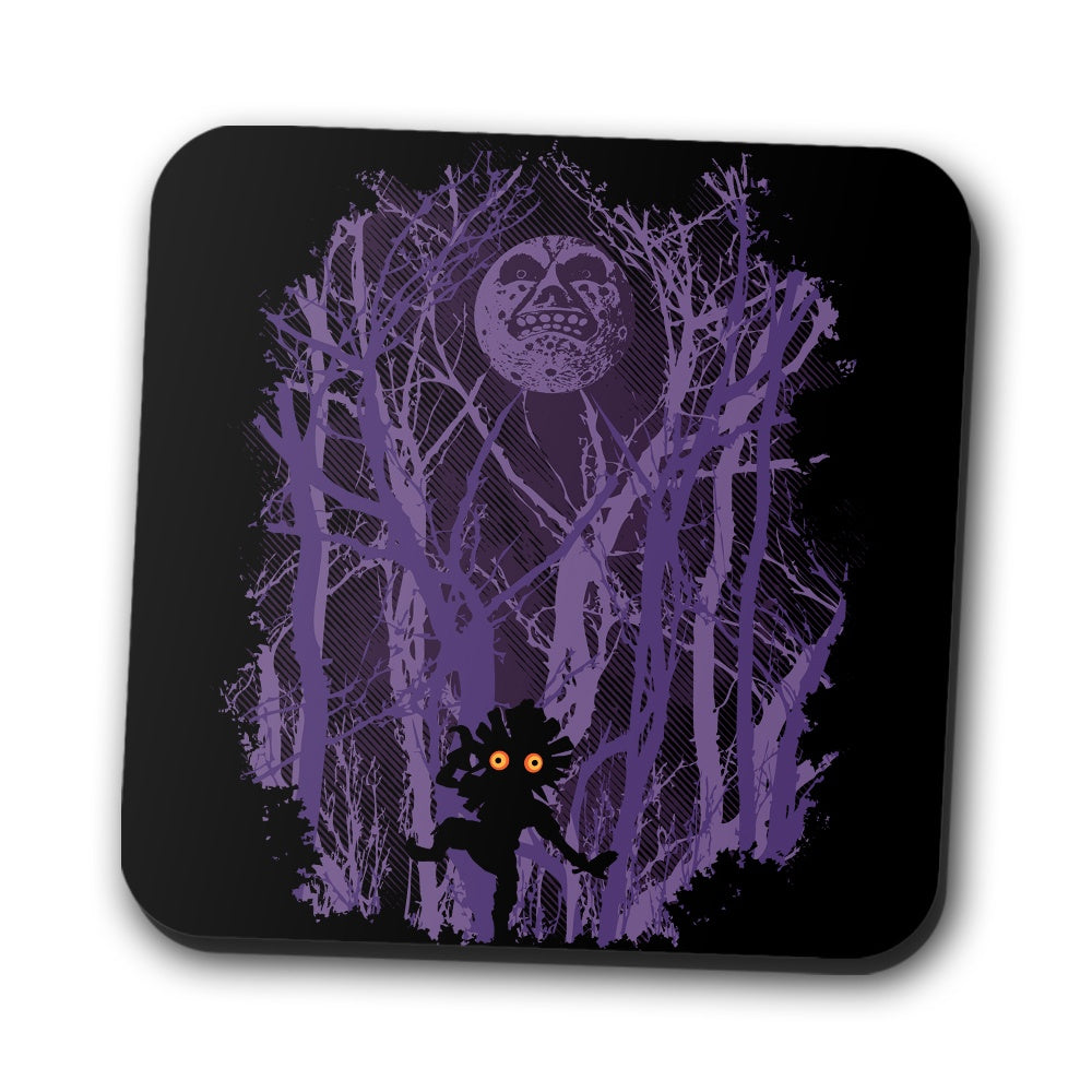 Lost in the Woods - Coasters