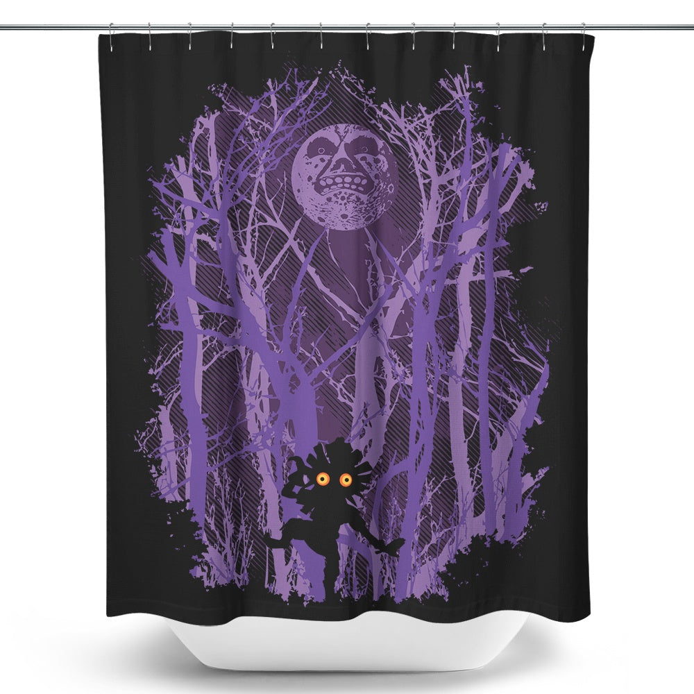 Lost in the Woods - Shower Curtain