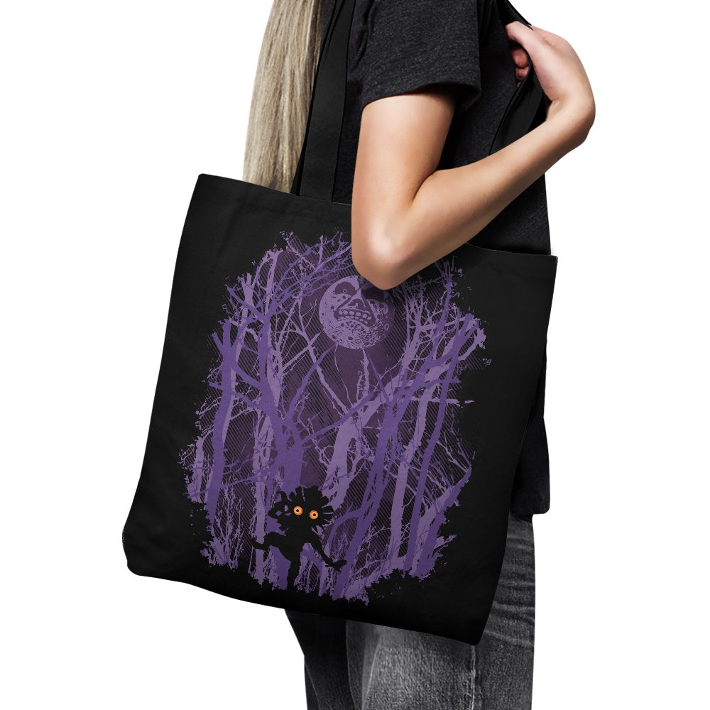 Lost in the Woods - Tote Bag