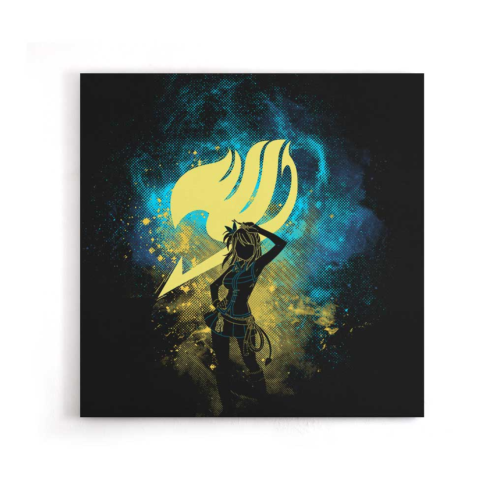 Lucy Art - Canvas Print